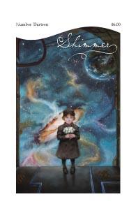 Shimmer 13 Cover