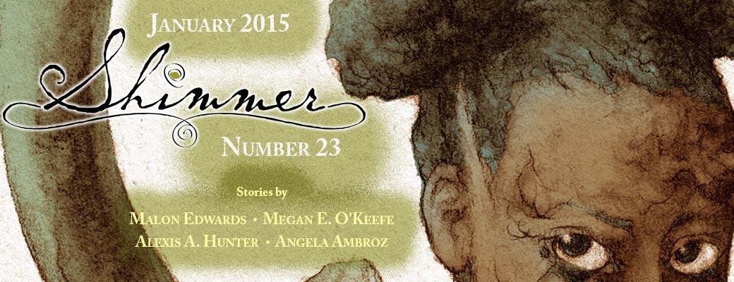 Shimmer 23, January 2015