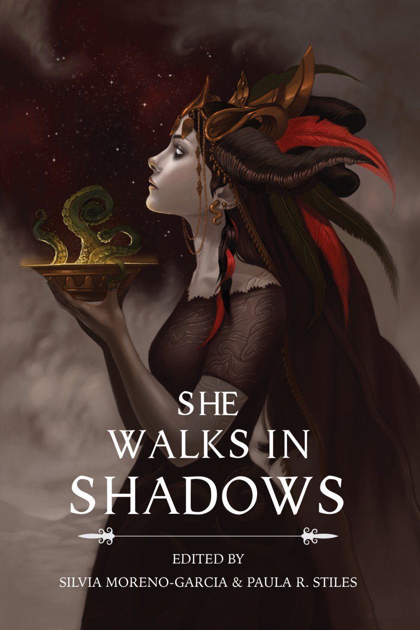 author interviews shimmer she walks in